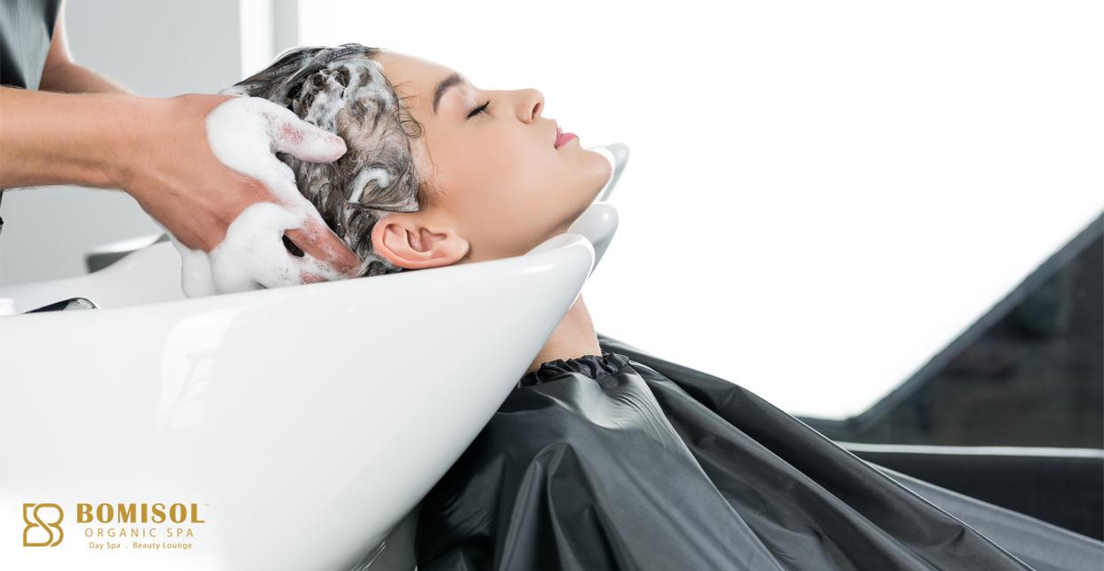 best hair spa in kochi kerala